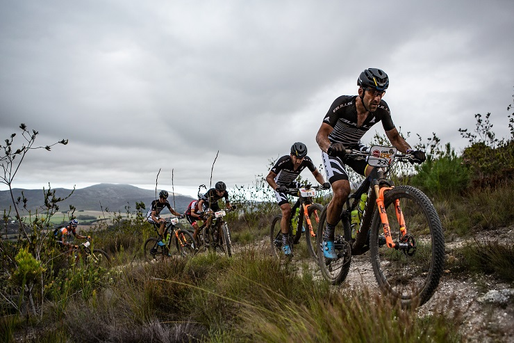 Karl Platt and Alban Lakata will team up for their second Cape Epic
