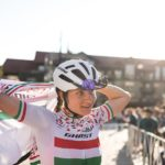 Hungarian Barbara Benko has set her sights on some major races in South Africa