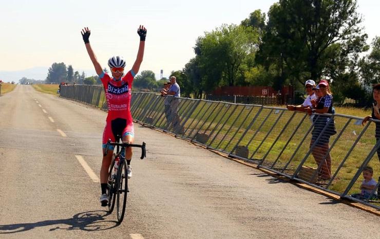 Carla Oberholzer has joined the Spanish Bizkaia-Durango team