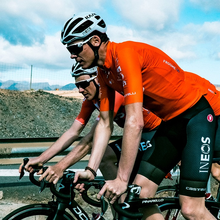 Chris Froome has announced his comeback race will be the UAE Tour