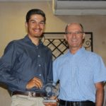Damon Fouchee won the sportsman of the year category at the Gauteng North Cycling awards