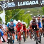 Fernando Gaviria claimed victory on stage four of the Vuelta a San Juan