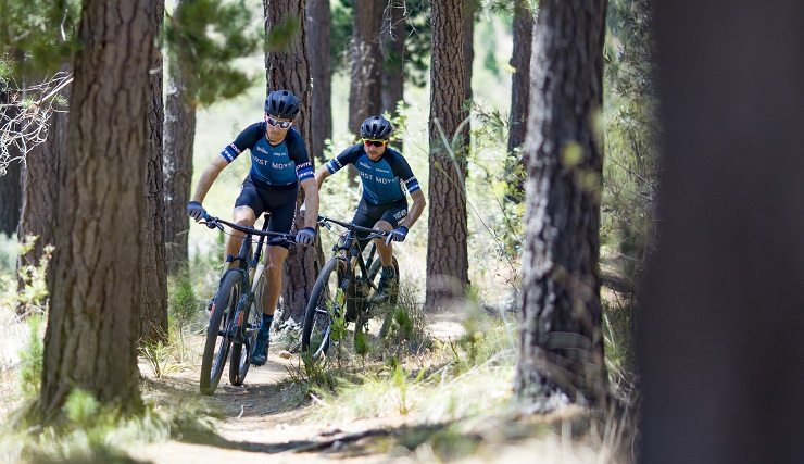 Jaco Venter and Jacques Janse van Rensburg's first big goal for 2020 is the Cape Epic