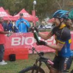 Jennie Stenerhag won the women's race at this year's Attakwas Extreme MTB Challenge