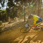 Luke Moir is currently the world's top-ranked junior cross-country Olympic (XCO) rider