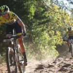 Candice Lill and Mariske Strauss (pictured) will team up for the first time at the eight-day Cape Epic