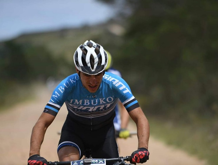 Nicol Carstens, who placed third last year, is aiming for the top step of the podium at Attakwas