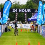 Dane Walsh won the solo race at the 24 Hours of Oak Valley,