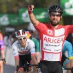 Nacer Bouhanni won stage four of the Saudi Tour