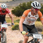 Eastern Cape mountain biker Jason Peach won this year's Herald Cycle Tour Ultimate Quest