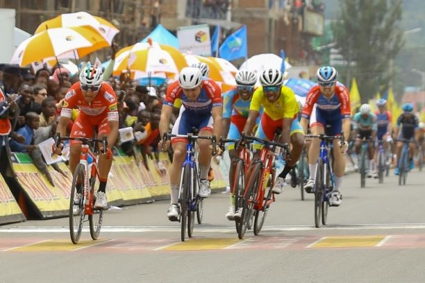 Jhonatan Restrepo Tour du Rwanda