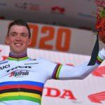 Mads Pedersen has extended his contract with Trek-Segafredo