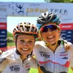 Candice Lill and Mariske Strauss won this year's Tankwa Trek