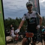 Matt Beers won the prologue on day one of the Knysna Bull