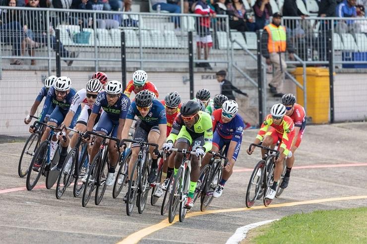 This year's SA Omnium Track Championships