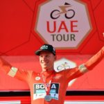 Pascal Ackerman won stage one of the UAE Tour