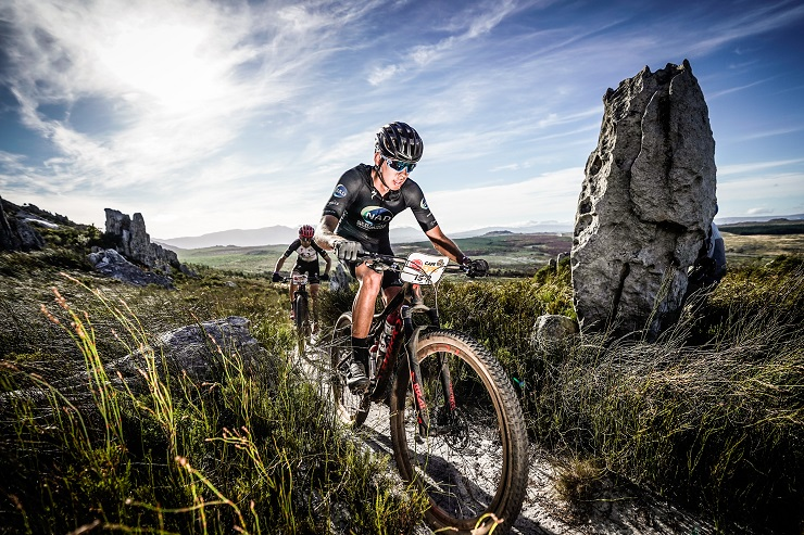 Christoph Sauser will take Wessel Botha under his wing at the Cape Epic