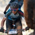 Yolande de Villiers claimed her fifth win in the Herald Cycle Tour MTB race