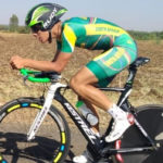South African cyclist Damon Fouchee recently started training with the Gsport Team