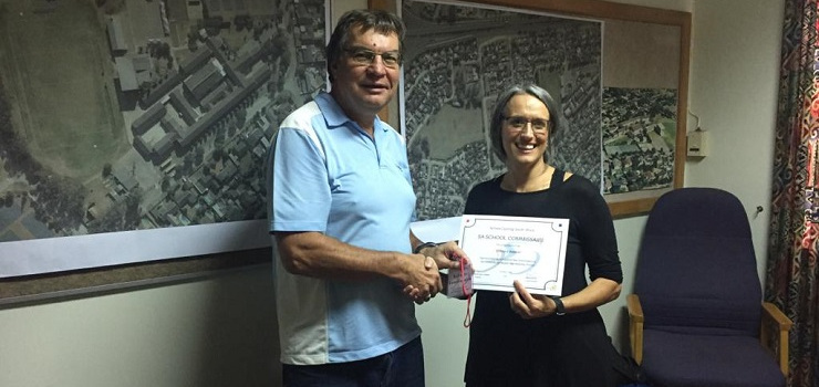 Port Elizabeth's Framesby High School has recognised mountain biking as an official sport