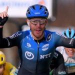 Giacomo Nizzolo won stage two of Paris-Nice