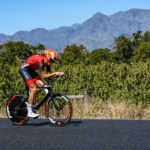 Jaco Venter won the time-trial on the second day of the Tour of Good Hope