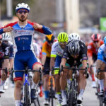 Niccola Bonifazio won stage five of Paris-Nice