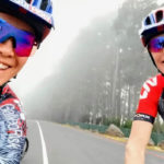 Sarah Hill (left) and Theresa Ralph fully support the decision to cancel the 2020 Cape Epic