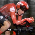 Soren Kragh Andersen won the individual time-trial at Paris-Nice