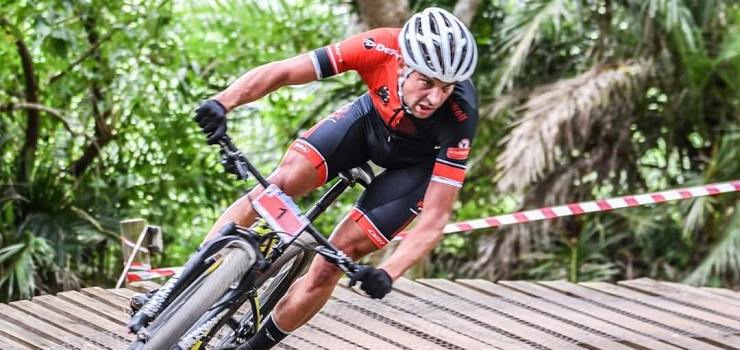 Stuart Marais won the Kamberg Classic, which took place at Glengarry today.