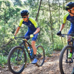 Shaun-Nick Bester (right) and Timo Cooper will join forces at this year's Cape Epic