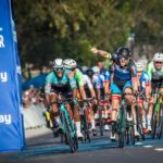 Travis Barrett won the Cape Town Cycle Tour