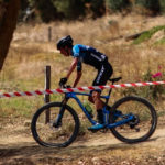 Tristan Nortje won the second event of the Western Cape MTB XCO Series