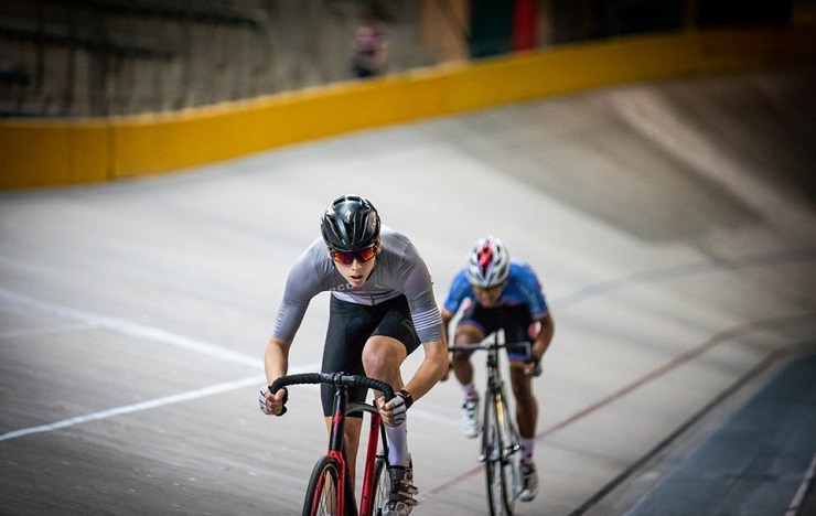 Alexander Craddock hopes to achieve a top-10 result in the match sprint at the Junior Track World Champs in Cairo, Egypt, this year.