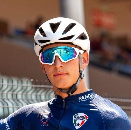 Kyle Swanepoel is a track and road cyclist from South Africa.