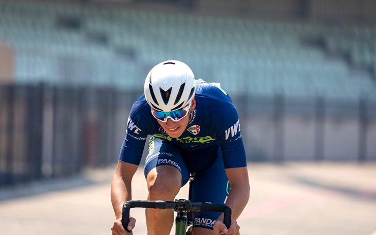 Kyle Swanepoel is a member of the seven-man team that will represent SA at the Junior Track World Champs in Cairo, Egypt.