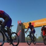 The London International Zwift Classics race will be broadcast live on In the Bunch today.