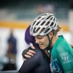 South African road and track cyclist Maroesjka Matthee's commitment to cycling has never waned.