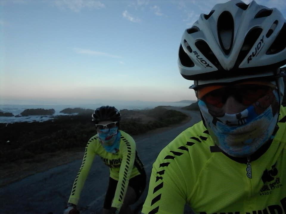 Cyclists masks