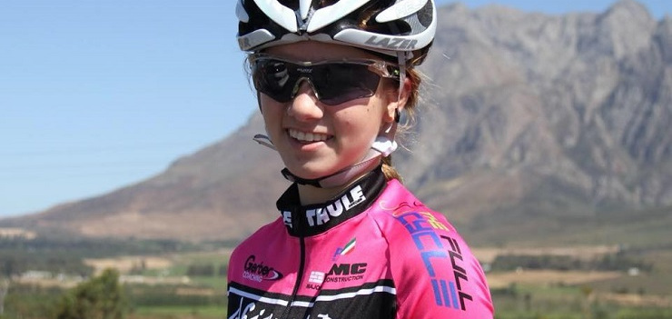 Top national cyclist Kelsey van Schoor is ready for the next phase in her life as she eyes an international career.