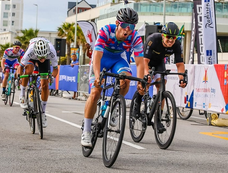 His experience at the UCI Junior Track World Championships as a wide-eyed youngster was the catalyst Rocco King needed to pursue a career in professional cycling.