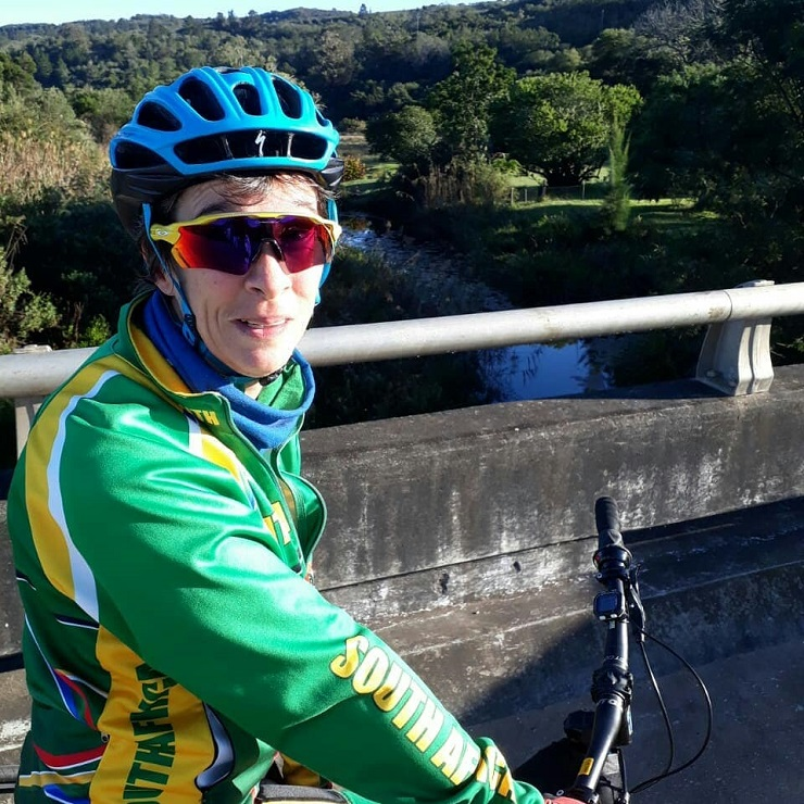 The cancellation of the international paracycling season has come as a blessing in disguise for South Africa's Toni Mould.