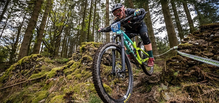 National downhill champion Frankie du Toit says being able to recognise your weaknesses can be a great strength.