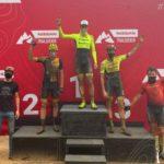 Trailseeker Legends MX podium
