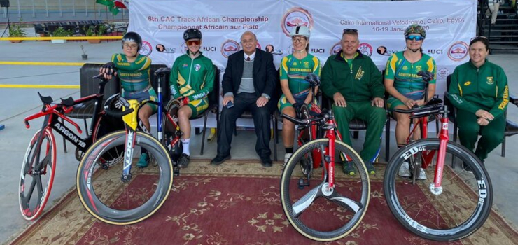 African Track Championships