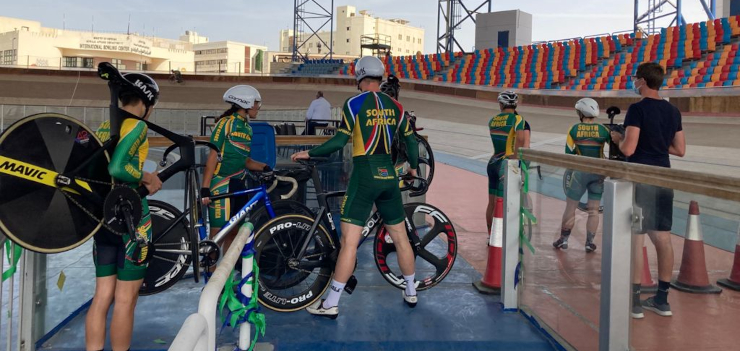 African Continental Track Championships